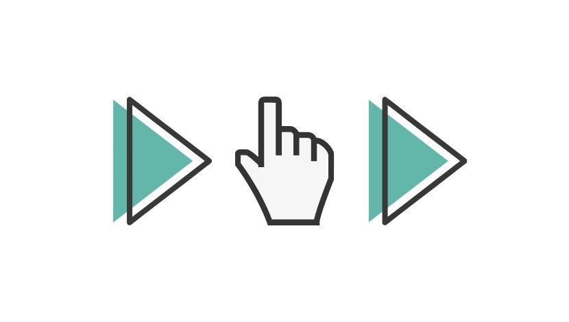 見てほしい、聞いてほしい時に指を使った(プロンプト)