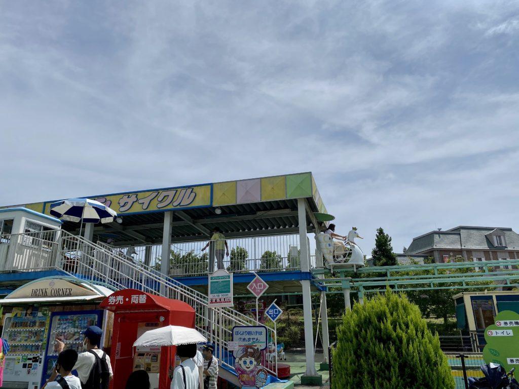 神戸おとぎの国|スワンサイクル