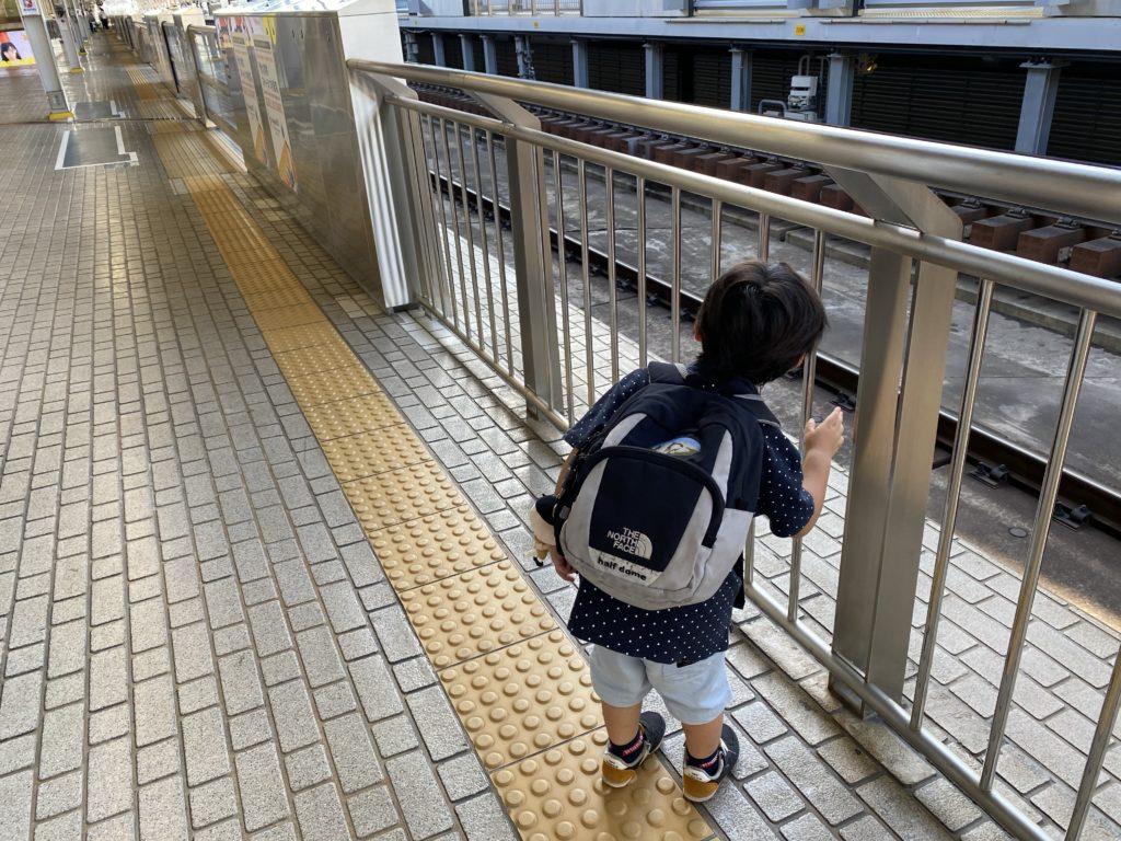 新大阪駅|26番線ホーム